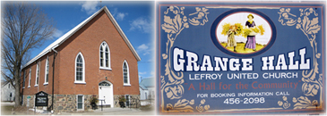 Lefroy United Church