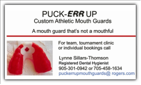 PUCK-ERR UP Mouthguards